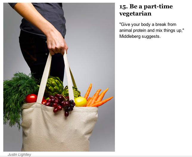25 lazy ways to stay skinny