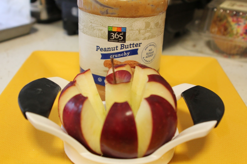 apples & peanut butter