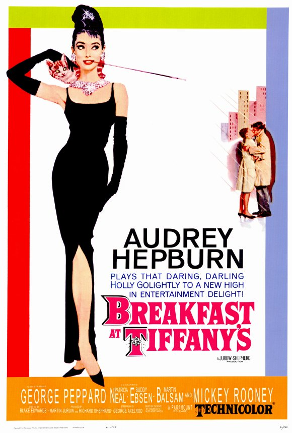 Breakfast at Tiffany's // 15 Reasons to Instantly Love Netflix