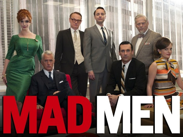 Mad Men // 15 Reasons to Instantly Love Netflix
