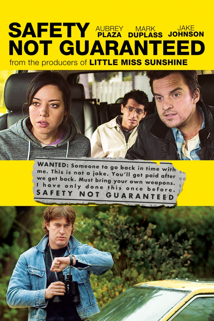Safety Not Guaranteed // 15 Reasons to Instantly Love Netflix